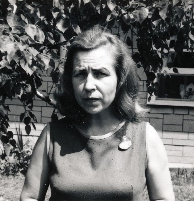 Zinaida NAGYTĖ-KATILIŠKĖ LIŪNĖ-SUTEMA