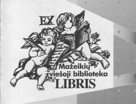 Mažeikių viešoji biblioteka